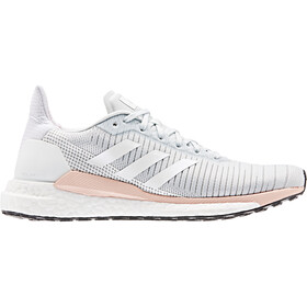 adidas Solar Glide 19 Low-Cut Shoes Women blue tint/footwear white/glossy pink
